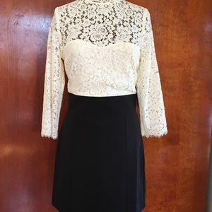 Express Formal Dress Lace NWT